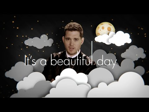 "Michael Bublé ""It's A Beautiful Day"" [Official Lyric Video]"