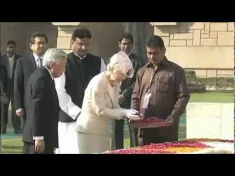 Japanese Royals Pay Homage To Mahatma Gandhi