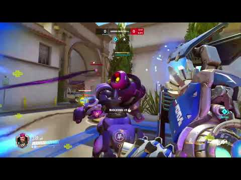 Maybe I'll main tracer? !!Overwatch!! Part 1