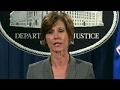 Trump adviser: Obama appointee betrayed her office, country