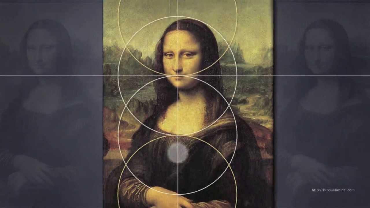 Mona Lisa's Secrets — Da Vinci's Sacred Geometry ... Da Vinci Paintings Hidden Messages