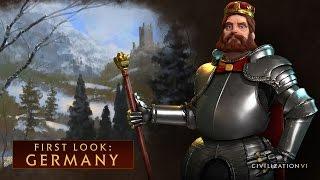 Sid Meier's Civilization VI - Germany