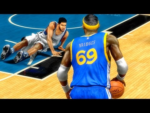 GRANDPA BREAKS TOWNS' ANKLES! NBA 2k16 My Career Xbox 360 Gameplay Ep. 10