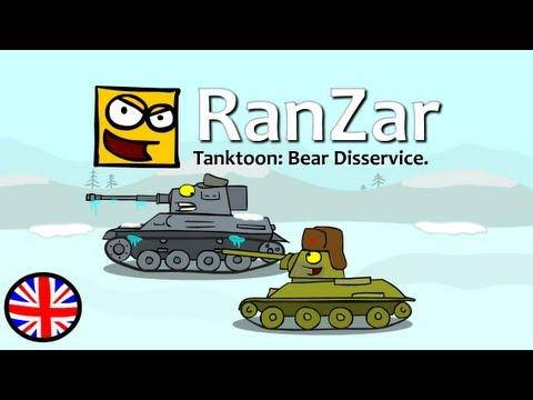Tanktoon #39 - Veľké poškodenie