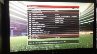Como Colocar Musicas No PES 2014 (PS3)
