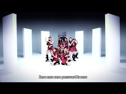 モーニング娘。'14『Password is 0』(Dance Shot Ver.)