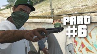 Grand Theft Auto 5 Gameplay Walkthrough Part 6 Dog Day