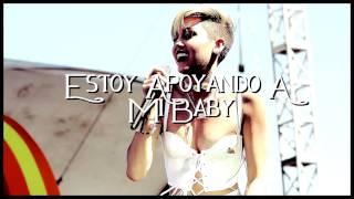"""Miley Cyrus """"Rooting For My Baby"""" (Traducida Al Español"""