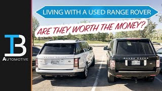 Living with a Used Range Rover - What is it like?