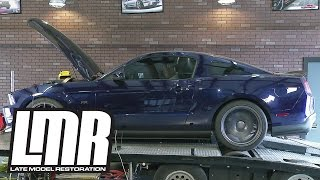 Ford Racing Aluminator XS Crate Engine Dyno (2011 Mustang