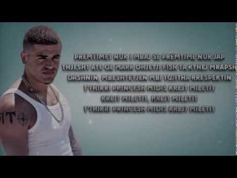 Noizy Feat. Lil Koli - T'thirri Princesh (Official Lyric Video)