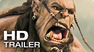 WARCRAFT Movie Trailer (2016)