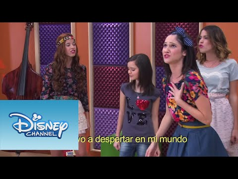 Violetta: Las chicas cantan en italiano (Temp 2 - Ep 32)