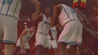 NBA 2K14 PS4 Charlotte Hornets My GM Ep. 16 - PLAYOFFS QFG7