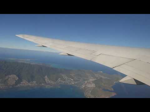 Hawaiian Airlines 767-300 [N589HA] Takeoff From Honolulu