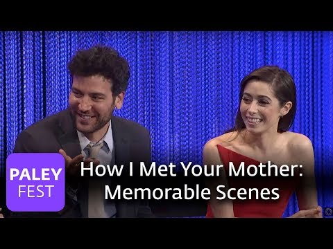 How I Met Your Mother - Cobie Smulders, Craig Thomas & the cast at PaleyFest 2014