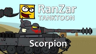 Tanktoon - Scorpion