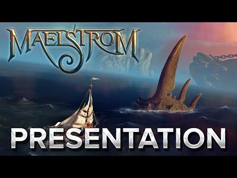 Maelstrom : Présentation en 2min03