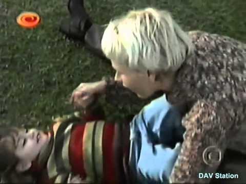 Sasha Meneghel e Xuxa em casa para o Caldeirão do Huck - 2003