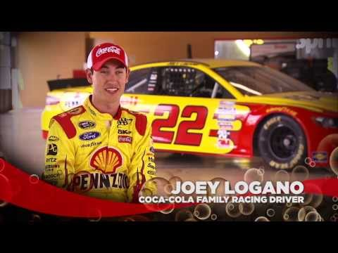 A Ride Along with NASCAR Driver Joey Logano