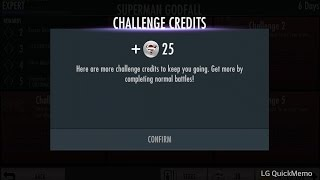 Injustice Mobile On Android: How To Hack Extra Challenge