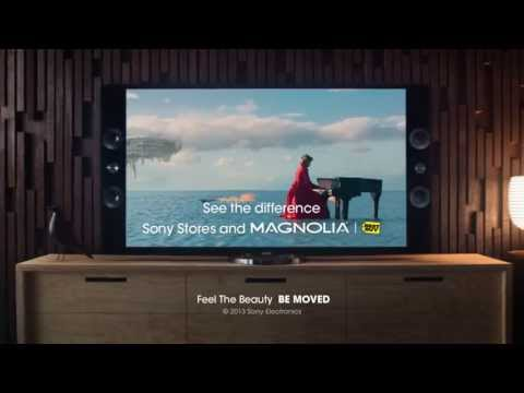 New Commercial: Sony 4K Ultra HD TVs