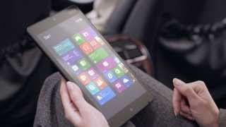 The New Lenovo ThinkPad 8 Tablet Tour