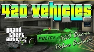 420 Themed Vehicles XB36Hazard Save Editor Vehicle Share