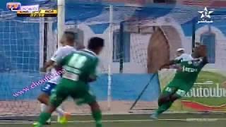 الرجاء البيضاوي يعود بفوز ثمين من قلب الحسيمة (0-2) | روبورتاج