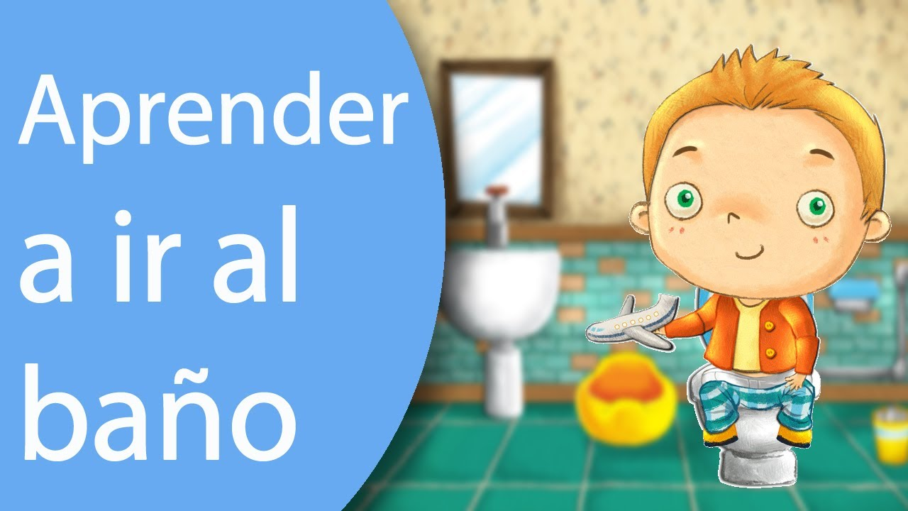 Ir Al Baño Lo Normal:Aprender a ir al baño: aprende con los animales (potty training app