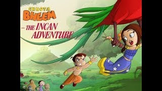 Chhota Bheem Incan Adventure