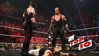 Top 10 Raw moments: WWE Top 10, November 9, 2015