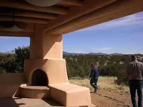 Santa Fe Adobe Custom Home Contractor Southwest