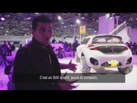 Renault @New Delhi 2014 - Sharing India's love for Renault