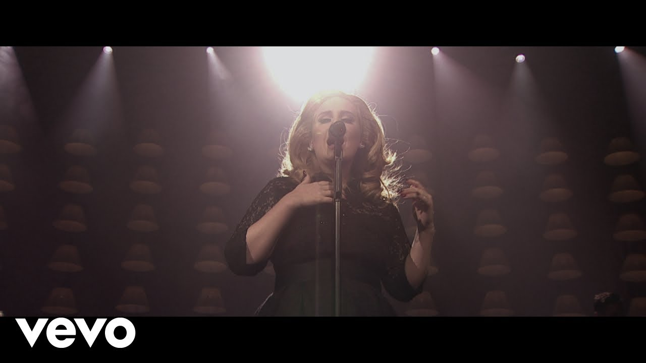 Adele - Set Fire To The Rain (Live at The Royal Albert Hall)