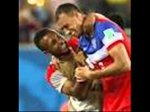 Jermaine Jones GOAL 2-1 USA vs Portugal 2014 World Cup