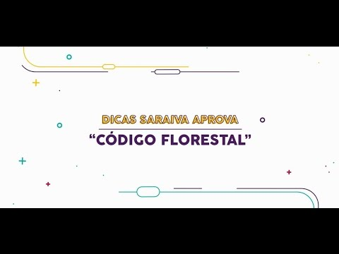 #SUPERDICAOAB - Código Florestal