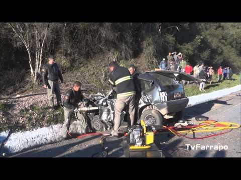 Taxista morre em acidente de transito na BR 392.