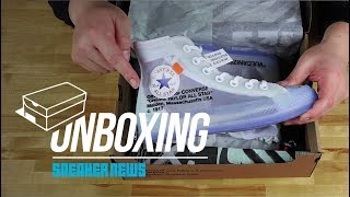 ... Nike Zoom Fly Overview · Unboxing The OFF WHITE x Converse Chuck Taylor  70