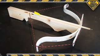 DIY PVC Crossbow (Pt. 1/2)