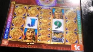 Mayan Chief Slot Tons of Spins HUGE WIN #1