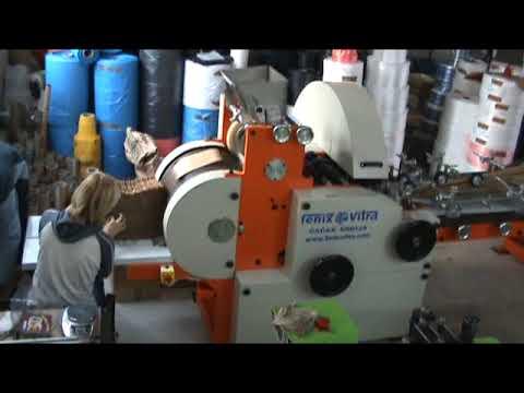 Masina za papirne kese, Paper bag machine