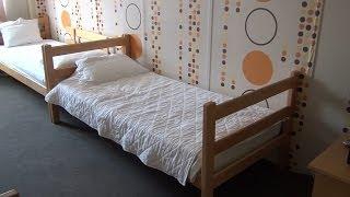 [Hostel Fair, Belgrade, Serbia - Room 13 in 3D 4K UHD] Video