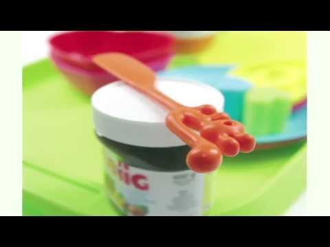 Koziol Yummi Squirrel Spread Spoon