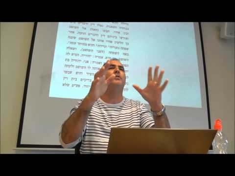 Female Conversion to Judaism according to the Cairo Genizah/Dr. Amir Ashur