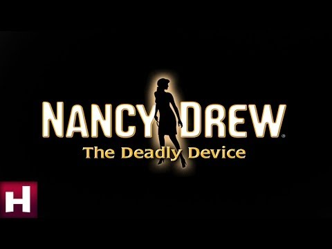 Nancy Drew: The Deadly Device Preview - YouTube, Official preview of the 27th installment to the Nancy Drew mystery series games by Her Interactive.