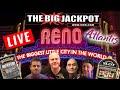 Live High Limit Slot Play Atlantis Casino Resort and Spa Reno
