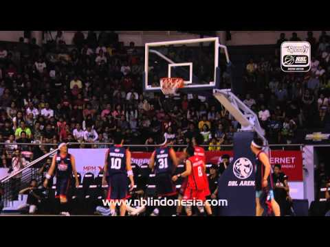 Highlight NBL All-Star Celebrity Game 2013