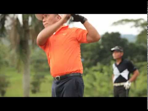 Tournament Candaan 2014 At Palm Hill Golf Club, Sentul