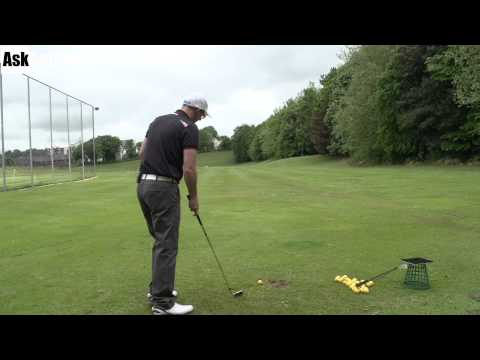 How To Hit Your Hybrid Better AskGolfGuru